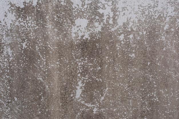 Fond texturé de ciment brun grunge