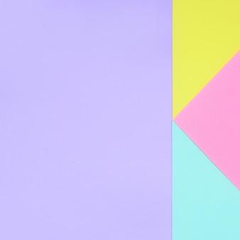 Fond de texture de couleurs pastel fashion