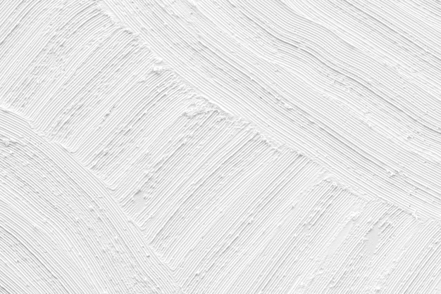 Fond de texture de coup de pinceau blanc