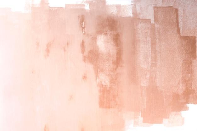 Fond texturé de coup de pinceau brun