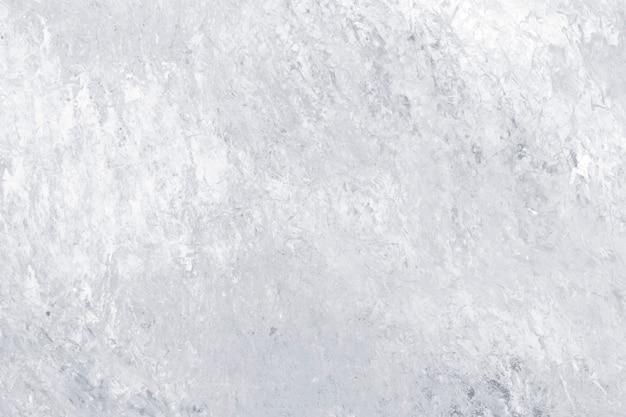 Fond texturé de coup de pinceau de peinture abstraite grise