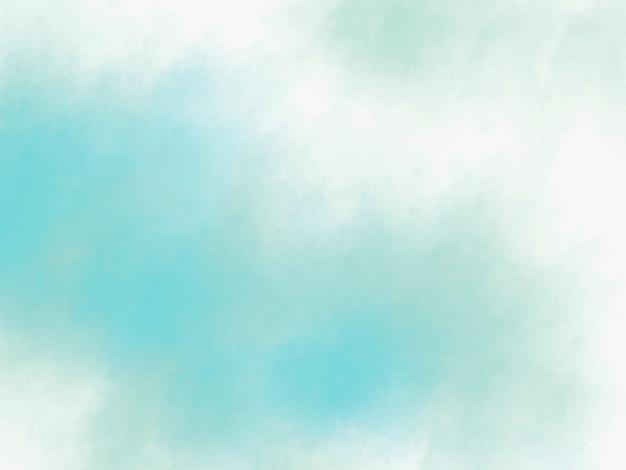 Fond de texture de coups de pinceau aquarelle avec espace de copie