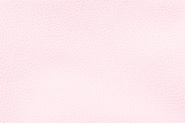Fond texturé en cuir artificiel rose pastel