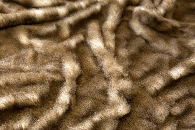 Fond de texture cuir fourrure