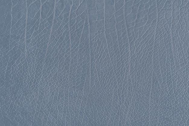 Fond texturé en cuir froissé gris
