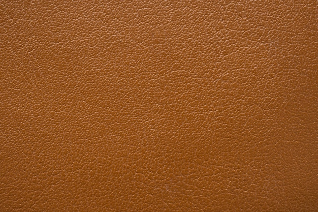 Fond de texture en cuir marron se bouchent