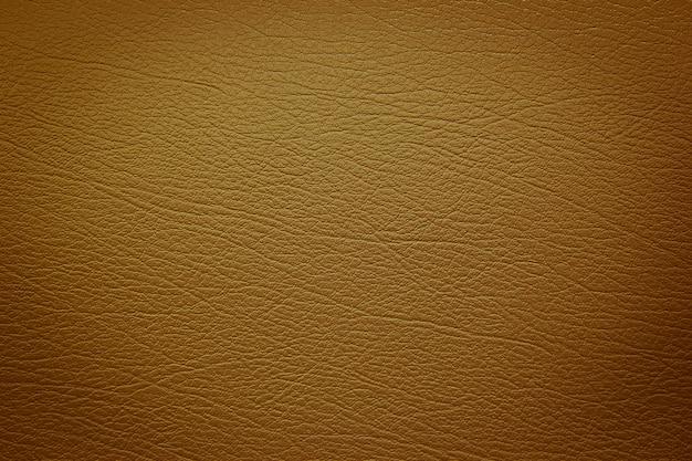 Fond de texture en cuir marron