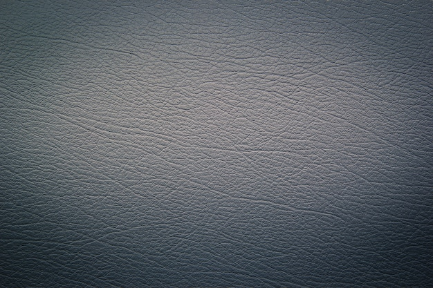 Fond de texture en cuir noir