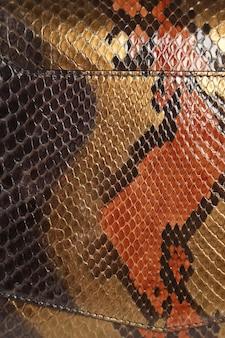 Fond de texture cuir vue de dessus