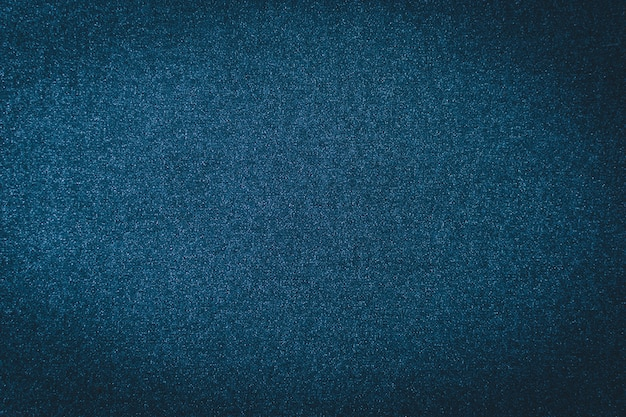 Fond de texture denim bleu. jean textile indigo