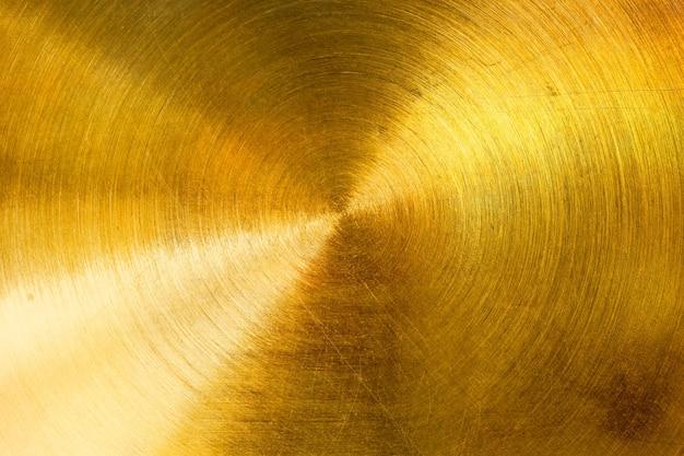 Fond de texture dorée