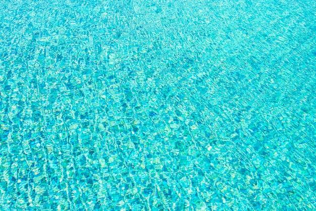 Fond de texture de l'eau de piscine