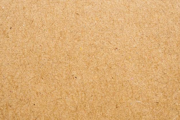 Fond de texture de feuille kraft recyclé éco papier brun