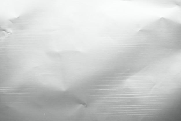 Fond de texture de feuille métallique argentée