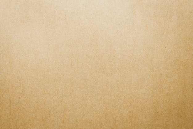 Fond de texture de feuille de papier brun.