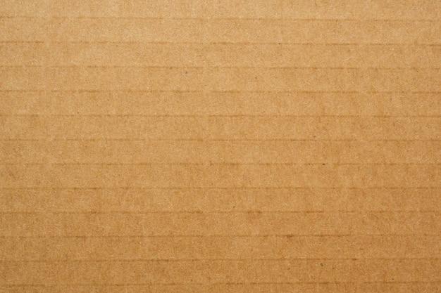 Fond de texture de feuille de papier carton recyclé écologique brun