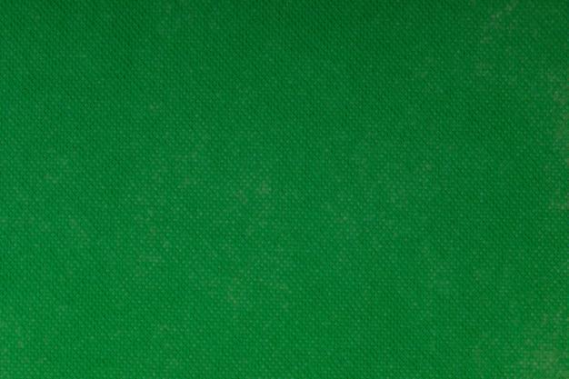 Fond et texture de feutre vert.