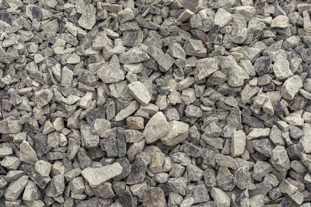 Fond de texture de gravier, petites pierres