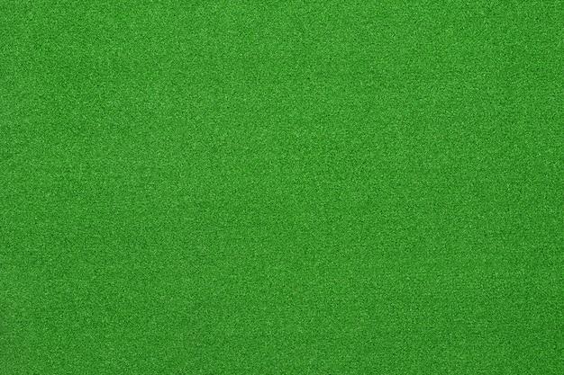 Fond de texture herbe artificielle verte