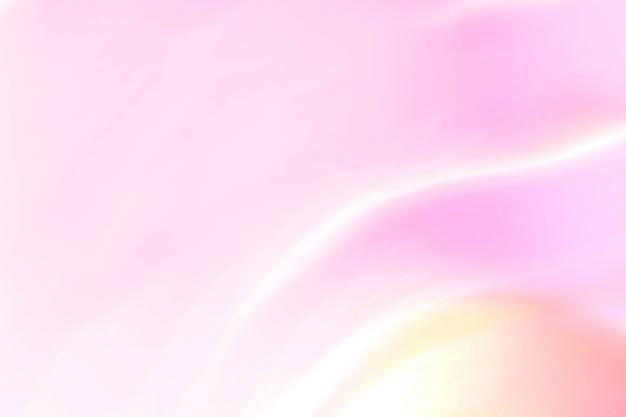 Fond texturé holographique rose clair