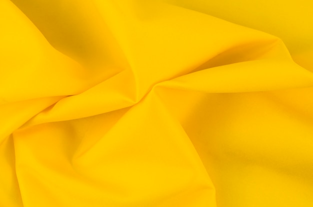 Fond de texture jaune gros plan