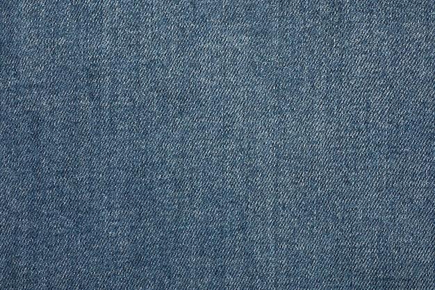 Fond et texture de jean bleu