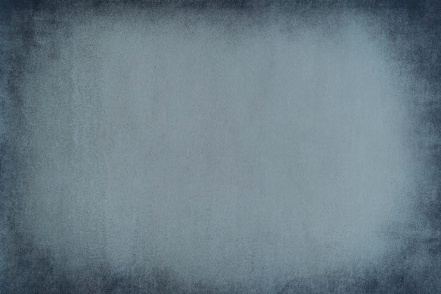 Fond texturé lisse peint en bleu