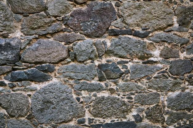 Fond, texture - maçonnerie ancienne au mur de la forteresse