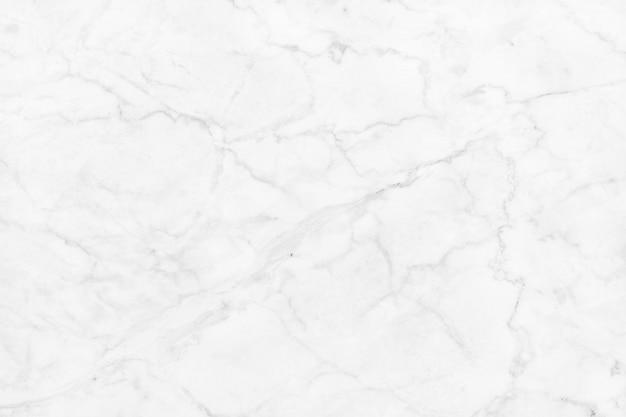 Fond de texture de marbre blanc en motif naturel et haute résolution