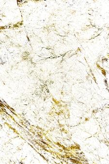 Fond texturé en marbre blanc et or
