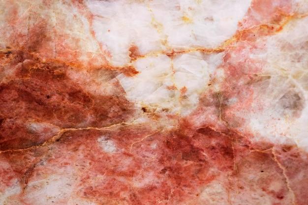 Fond texturé en marbre craquelé marron