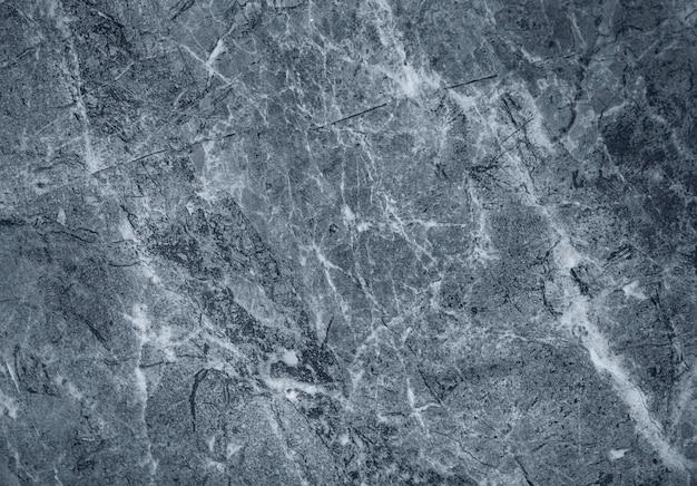 Fond texturé en marbre gris bleuté et blanc