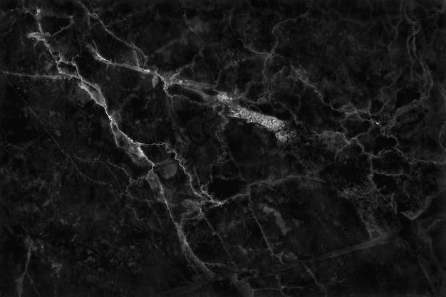 Fond de texture de marbre gris noir, carrelage en pierre naturelle.