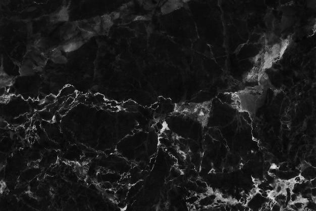 Fond de texture de marbre gris noir, sol en pierre de carrelage naturel.