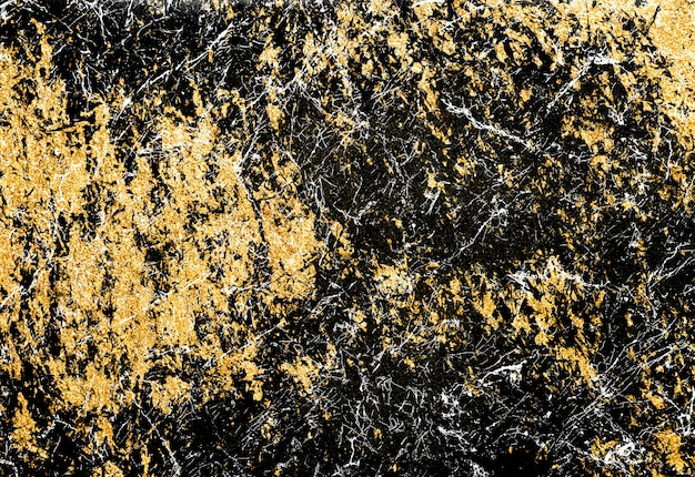 Fond texturé en marbre jaune
