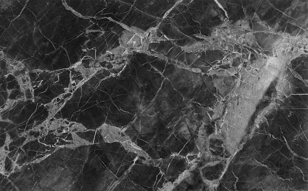 Fond de texture de marbre naturel noir et blanc pour la conception.