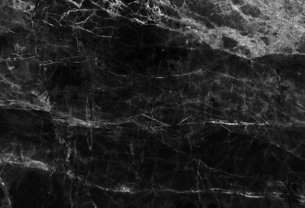 Fond de texture en marbre noir, texture abstraite en marbre (motifs naturels) pour la conception.