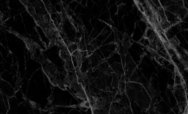 Fond de texture de marbre noir