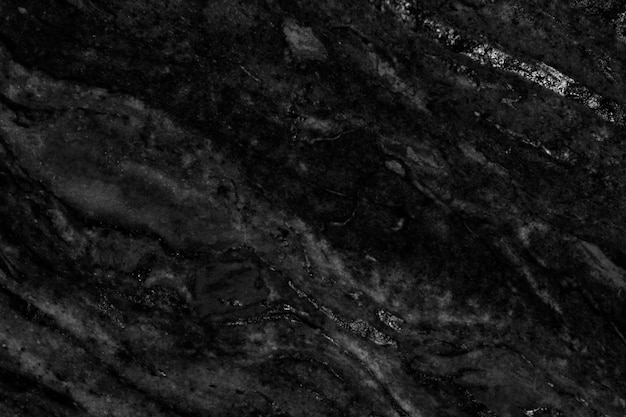Fond texturé en marbre noir