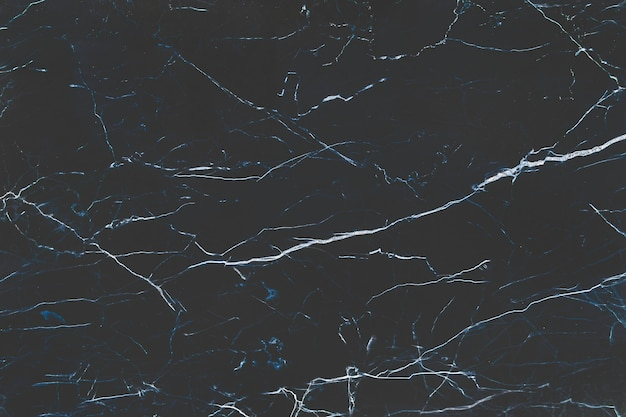 Fond texturé en marbre rayé bleu marine
