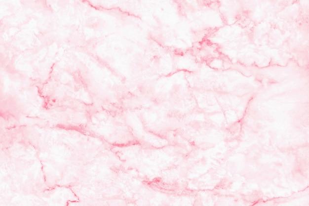 Fond de texture de marbre rose, sol en pierre de carrelage naturel.
