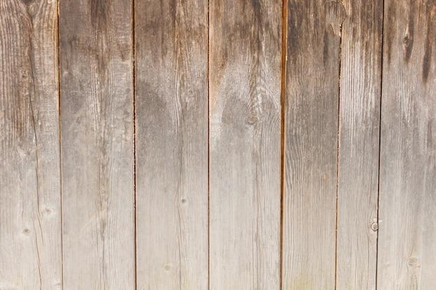 Fond de texture marron planche de bois avec espace de copie.