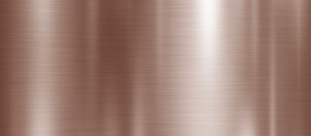 Fond de texture en métal de cuivre