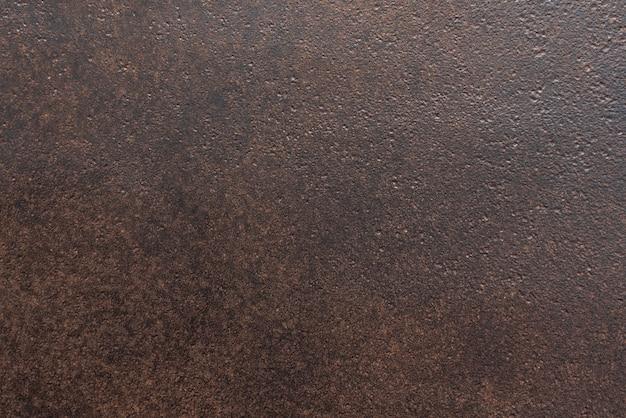 Fond ou texture en métal grunge avec des rayures et des fissures. vieux fond texturé mur de style grunge taché