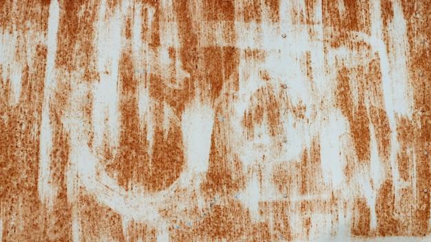 Fond de texture en métal rouillé grunge pour la décoration extérieure intérieure et la conception de concept de construction industrielle