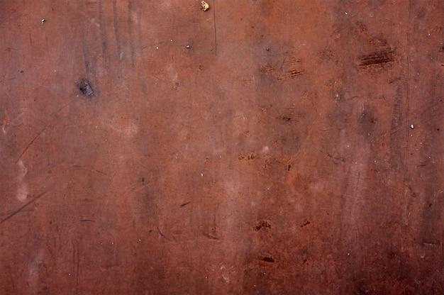 Fond de texture en métal rouillé.
