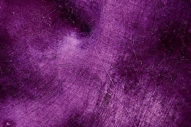 Fond de texture en métal violet grunge