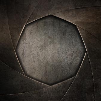Fond de texture métallique grunge