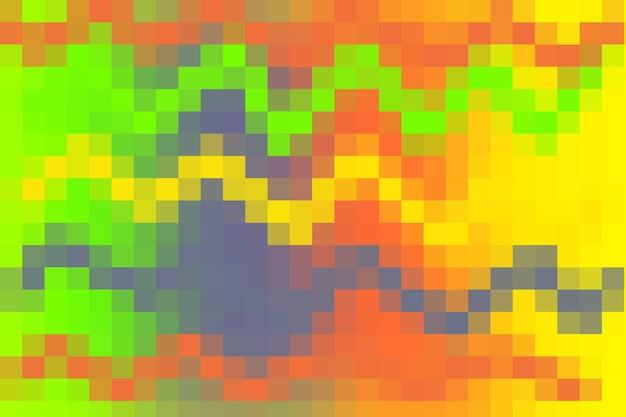 Fond de texture de modèle abstrait de mosaïque colorée, fond d'écran flou doux