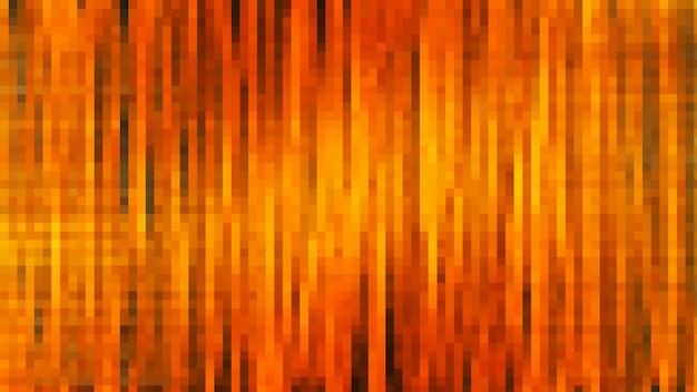 Fond de texture de modèle abstrait de mosaïque d'or, fond d'écran flou doux